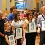 Xavier Solé i Bruna Generoso guanyen el 12è Premi Solstici de Taradell