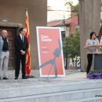 Taradell celebra els 15 anys del Centre cultural Costa i Font recordant el passat tèxtil i el present cultural