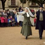 Taradell disfruta la festa més tradicional de Sant Sebastià