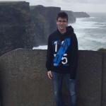 Roger Homs, un taradellenc a Dublín