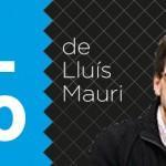 La T-10 de refugis de Lluís Mauri