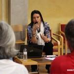 La periodista Mercè Cabanas parla de com evoluciona la dona a Mèxic