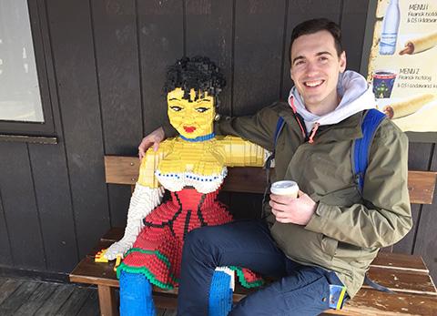 Ernest Bofill a Legoland