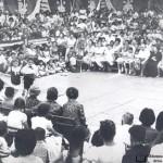 La tradició de l'Envelat de Festa Major