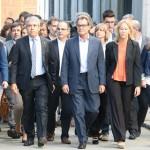Taradell organitza un autocar per acompanyar Francesc Homs a Madrid al judici pel 9-N