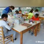 L'escola l'Arpa ja funciona a ple rendiment a les noves instal·lacions de La Baldufa