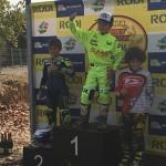 Blai Trias lluitarà pel tercer lloc a la Copa Rodi Dirt Track aleví
