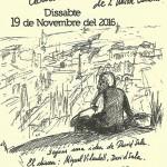 Tint Taradell Teatre presenta dissabte l'espectacle 'Em sé deutor de tu'