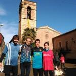 Lluís Saborit acaba segon la Lliga del Berguedà d'orientació