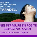 """Nova edició del taller per a dones """"Eines per viureen positiu: benestar i salut"""" a Taradell"""