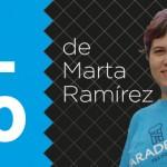 La T-10 de contes infantils de Marta Ramírez