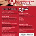 Dimecres Taradell enceta els actes per commemorar el Dia Internacional de la Dona