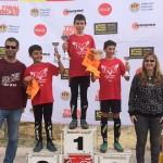 Podis taradellencs a la Copa Tarragona de trial en bicicleta