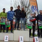 Meritxell i Josep Maria Freixas guanyen la cursa d'orientació Gir-O