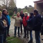 Els primers 12 afortunats gaudeixen de l'experiència a pagès dels Botiguers de Taradell