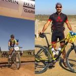 Anna Ramírez i Roger Tuneu enceten diumenge la Titan Desert