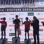 Els germans Tulleuda fan podi a Altafulla, segona prova de la Copa catalana de trial 2017