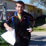 Josep Maria Freixas s'imposa a la cursa d'orientació Orientanyeros