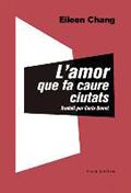 llibre amor ciutats