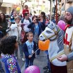 Molt bon ambient en un festiu Sant Jordi 2017 a Taradell