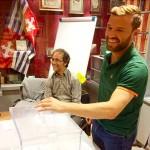 Xavier Solagran agafa les regnes del PDeCAT a Taradell