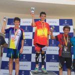 Jordi Tulleuda es proclama campió d'Espanya de trial en categoria aleví