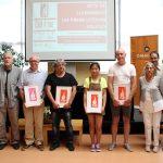Aureli Trujillo i Joan Carles González guanyen el 15è Premi literari Solstici de Taradell