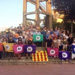 Dissabte ple d'actes de campanya pel Sí al Referèndum a Taradell
