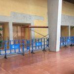 Es fan treballs de millora, renovació i eficiència energètica al Centre cultural Costa i Font