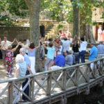 Les sardanes vermut i el teatre enceten els actes de la Festa Major 2017 de Taradell