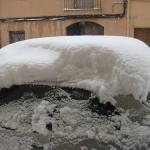 Més Fotos de la nevada