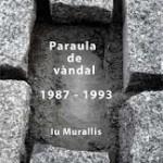"""El taradellenc Lluís Mauri edita """"Paraula de vàndal 1987-1993"""""""