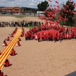 La consellera Irene Rigau inaugura el nou edifici del col·legi Sant Genís i Santa Agnès