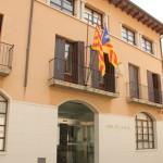 Ple de l'Ajuntament de Taradell per rebutjar l'aplicació de l'article 155 i exigir la llibertat de Jordi Cuixart i Jordi Sánchez