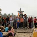 El Cau enceta curs diumenge amb la matinal al Castell d'en Boix