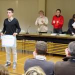 Un treball sobre la qualitat ecològica de la Riera del municipi guanya el cinquè Premi Ajuntament Taradell