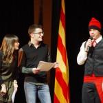 Sergi Tordera és l'Hereu 2013 de Taradell