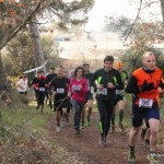 Xevi Vidal i Laia Andreu guanyen la 3a Cursa dels gitanos de Taradell
