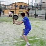 El Parc d'Esports obre dilluns instal·lacions per practicar pàdel o tennis amb restriccions