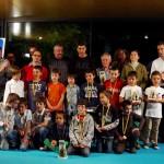 Anna Ramírez i Jaume Reig, millors esportistes de Taradell 2013