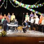 La Coral L'Arpa va celebrar 20 anys amb un repertori musical de pop i rock