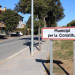 Taradell mostra el seu suport a la Constitució espanyola