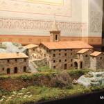 El pessebre de la capella de Santa Llúcia recrea enguany el santuari de Sant Segimon