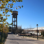 El dipòsit d'aigua de Can Costa i Font
