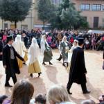 Els taradellencs no es perden la Festa Major d'hivern