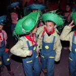La carrossa d'Els espantasebs s'endú el 1r premi del Carnaval 2014 de Taradell