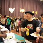 Diversitat gastronòmica en la 7a Mostra de cuines del món de Taradell