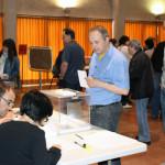 Ja es pot votar a les eleccions europees 2014 a Taradell