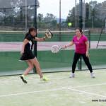 El Parc d'Esports organitza un torneig de pàdel per a pares i mares amb fills