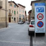 L'Ajuntament regula l'aparcament al primer tram del carrer de la Vila